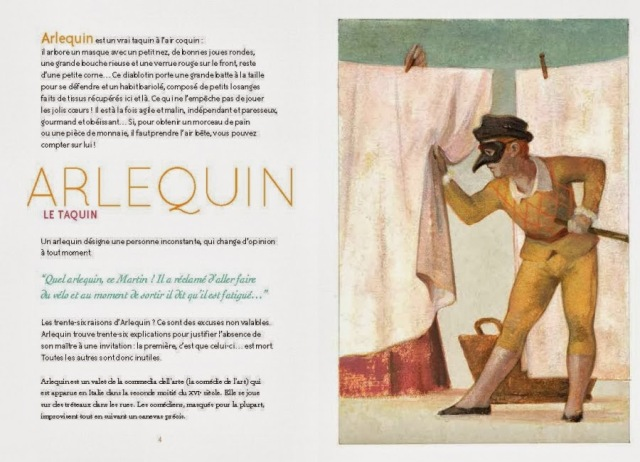 Arlequin 2