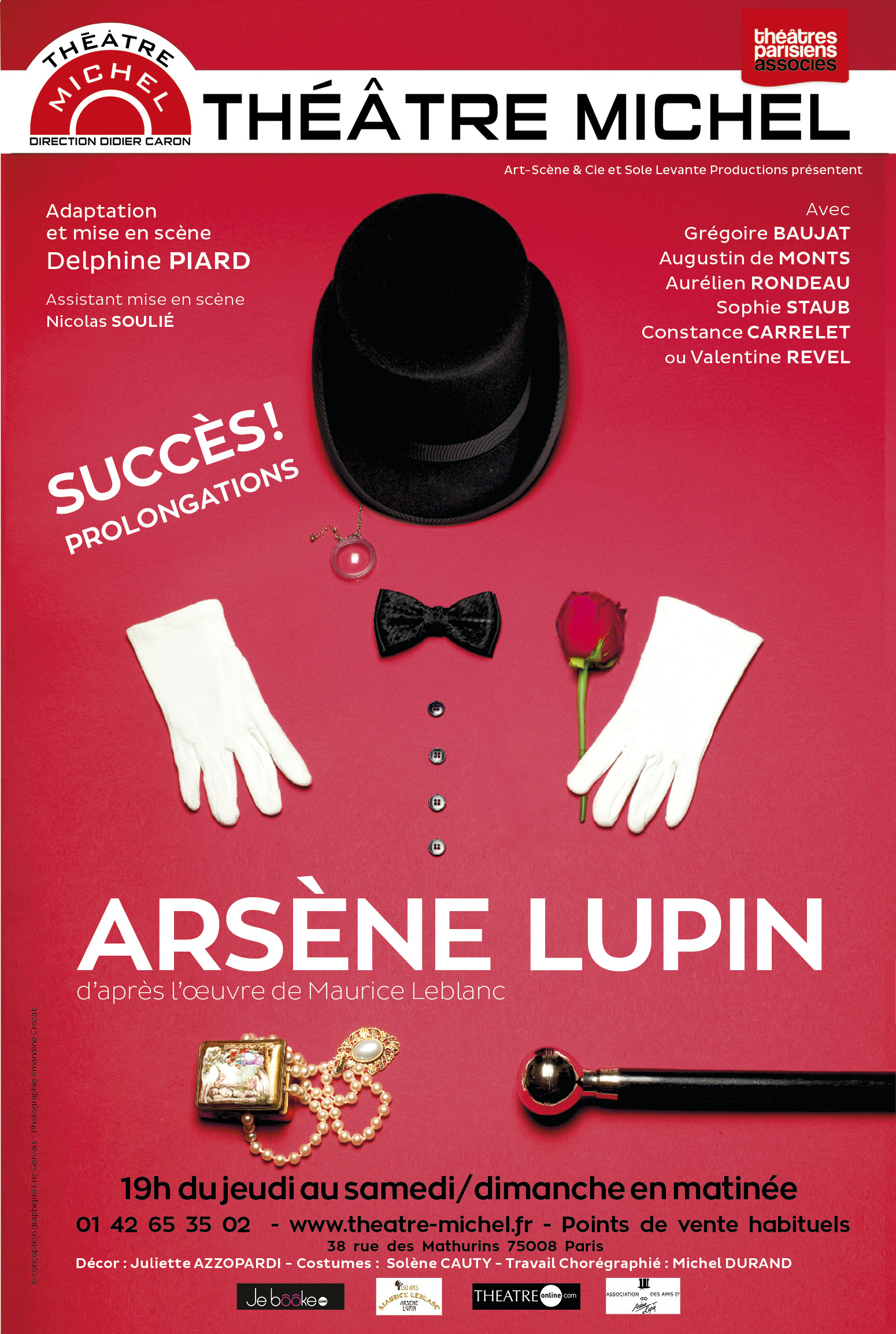 affiche LUPIN 2015