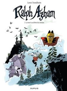 La_Mort_au_debut_du_chemin_Ralph_Azham_tome_2