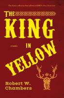 King in Yellow COVER