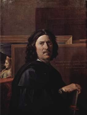 Nicolas_Poussin-autoportrait-1650-Louvre