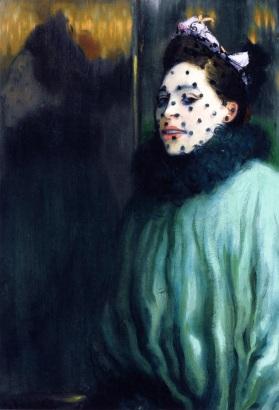 Femme-a-la-Voilette-1891
