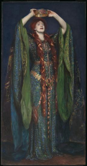 Ellen Terry as Lady Macbeth 1889 John Singer Sargent 1856-1925 Presented by Sir Joseph Duveen 1906 http://www.tate.org.uk/art/work/N02053