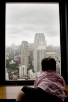 1er étage de la Tour de Tokyo.